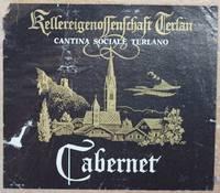 KELLEREIGENOSSENSCAFT TERLAN CANTINA SOCIALE TERLANO CABERNET