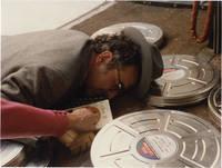 image of Keep Your Right Up [Une Place Sur La Terre Comme Au Ciel] (Original photograph from the 1987 film)