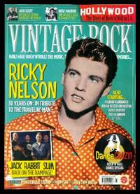 VINTAGE ROCK - Issue 21 - January February 2016 by  Richard (editor) Flynn - Paperback - First Edition - 2016 - from W. Fraser Sandercombe and Biblio.com
