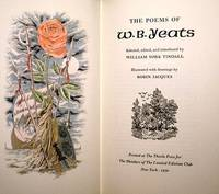 THE POEMS OF W. B. YEATS by YEATS, W. B - 1970