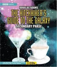image of The Hitchhiker's Guide to the Galaxy: Secondary Phase (Original BBC Radio Series)
