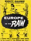 View Image 3 of 3 for Europe in the Raw (Two original photographs from the 1963 film) Inventory #151457