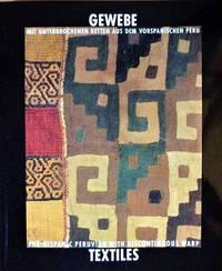 Gewebe mit unterbrochenen Ketten aus dem vorspanischen Peru / Pre-Hispanic Peruvian Textiles with Discontinuous Warp