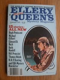 image of Ellery Queen's Mystery Magazine Febraury 1979