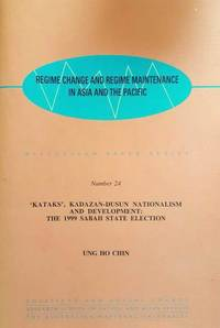 Kataks', Kadazan-Dusun Nationalism and Development: The 1999 Sabah State Election. by Ung Ho Chin - Paperback - 1999 - from The Penang Bookshelf and Biblio.com