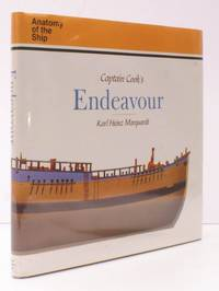 image of Anatomy of the Ship. Captain Cook's Endeavour.  NEAR FINE COPY IN DUSTWRAPPER