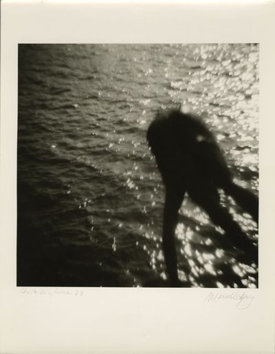 1978. Original silver gelatin photograph, image size 9 9/16 x 9 5/8 in. printed on photographic pape...