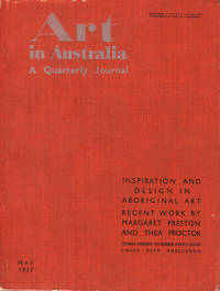 Art in Australia. A Quarterly Journal. Third Series Number 59