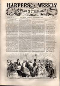 image of Harper's Weekly: Journal of Civilization: Vol. 1, No.39: September 26, 1857