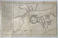 A Plan of the Town and Fortress of Garlah belonging to Angria the Admiral to the Sahou Rajah on the Coast of Mallabar
