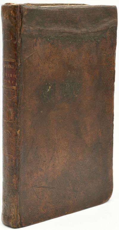 Philadelphia: Printed for Mathew Carey, 1794. First American Edition. Full Leather. Good binding. Fi...