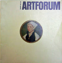 Artforum Volume III Number 5