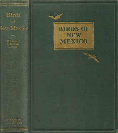 Abaa birds of new mexico by bailey florence merriam for New mexico department of game and fish