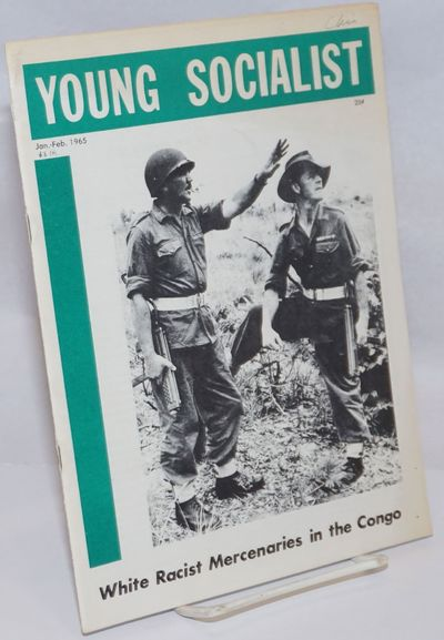 New York: Young Socialist Alliance, 1965. 24p., stapled wraps, 7 x 9.5 inches, illus., wraps unevenl...