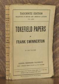 image of TOKEFIELD PAPERS