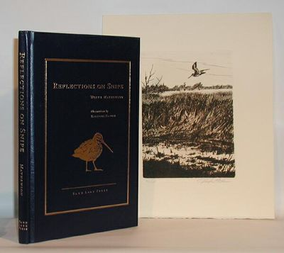 Amity, Oregon: Sand Lake Press, 1995. Limited First Edition. Fine in full dark blue leather-like, te...