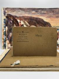 A COLLECTION OF ORIGINAL ART, INCLUDING TWO SKETCHBOOKS