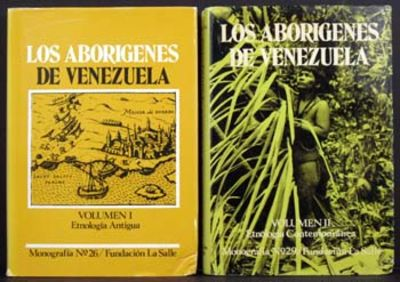 Caracas: Fundacion La Salle, 1980. Cloth. Collectible; Very Good/Very Good. First Edition. A handsom...