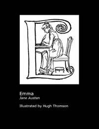 image of Jane Austen's Emma. Illustrated by Hugh Thomson.