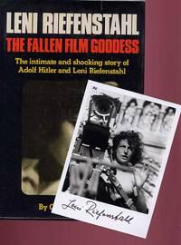 image of Leni Riefenstahl,The Fallen Film Goddess.