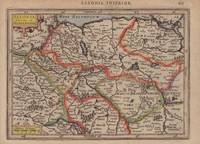 image of [Map of] Saxonia Inferior et Meklenborg