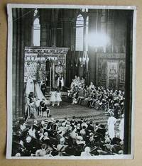 Royal Wedding, Duke & Duchess of Kent in the Abbey