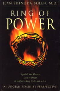Ring of power. Symbols and themes, love vs power, in Wagner's Ring Cycle and in us. A jungian feminist Perspective