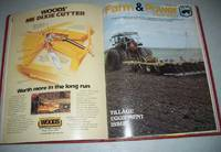 Farm & Power Equipment  Magazine January-June 1984 Bound in One Volume