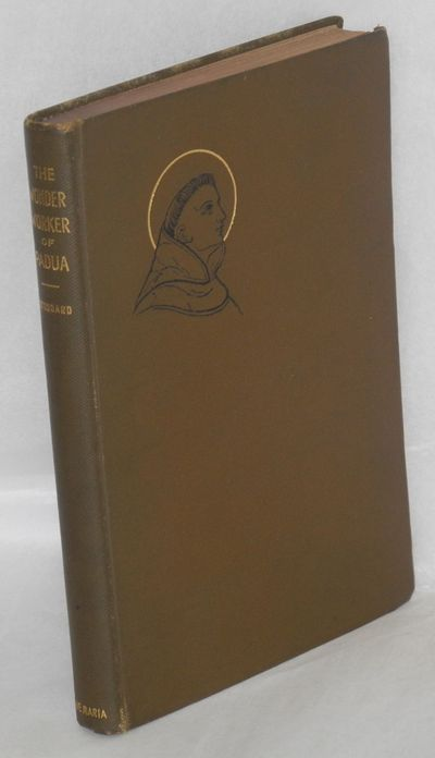 Notre Dame, IN: The Ave Maria, 1896. Hardcover. 193p., bookplate of A.T. Leonard, Jr., MD on front p...