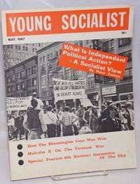 Young socialist, volume 10, number 4 (75), May 1967