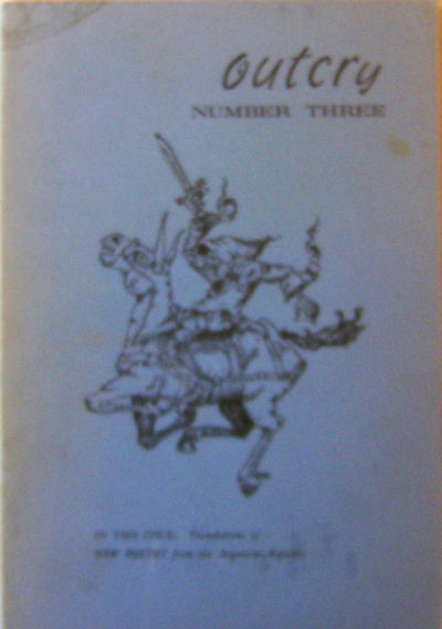 Washington DC: Tarot Press, 1963. First edition. Paperback. Good. Scarce third issue of this small p...