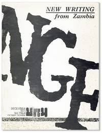 New Writing From Zambia, Vol. 7, no. 4, December, 1971