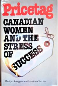 image of Pricetag. Canadian Women and the Stress of Success