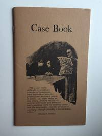 Case Book  for Consulting Detective Game