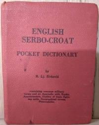 image of English Serbo-Croat Pocket Dictionary