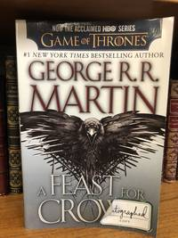image of A FEAST FOR CROWS [SIGNED]