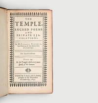 The Temple. by  George HERBERT - 1635 - from Peter Harrington (SKU: 139017)