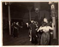 Three original photographs/snapshotsat showings sailors at the Yokosuka Taxi Dance Hall