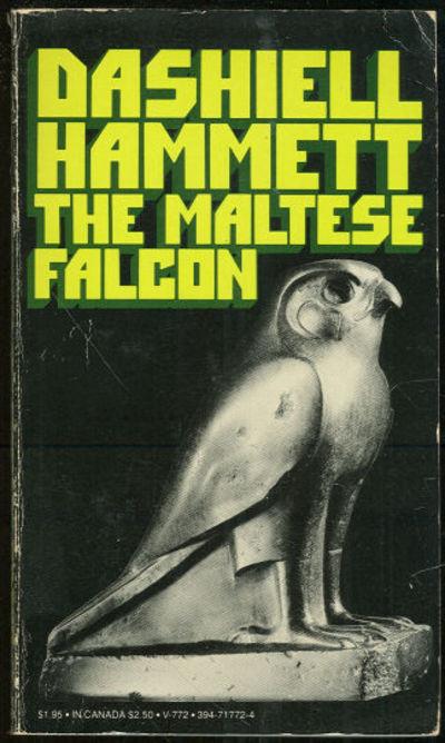 MALTESE FALCON, Hammett, Dashiell