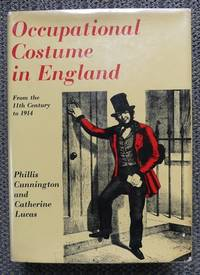 image of OCCUPATIONAL COSTUME IN ENGLAND FROM THE ELEVENTH CENTURY TO 1914.