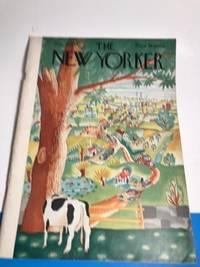 NEW YORKER MAGAZINE MAY 19 1934