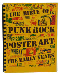 The Bible of Punk Rock Poster Art