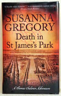 Death In St James's Park (UK Signed Copy)