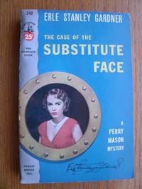 image of The Case of the Substitute Face # 242