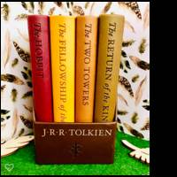 The Hobbit The Lord of the Rings The Fellowship of the ring  The Two Towers  The Return of the Ling