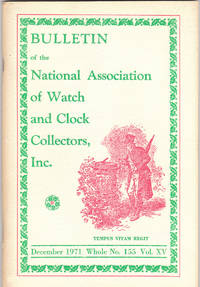 image of December 1971 Nawcc Bulletion #155