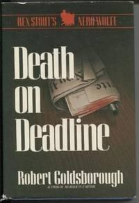 image of Death on Deadline: Rex Stout's Nero Wolf