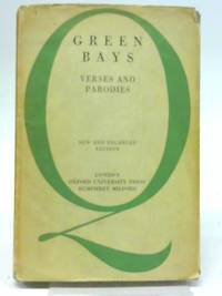 Green Bays: Verses and Parodies, New and Enlarged Edition