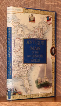 image of ANTIQUE MAPS OF THE 19TH CENTURY WORLD