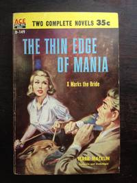 ACE DOUBLE: THE THIN EDGE OF MANIA / A RUN FOR THE MONEY